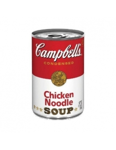 Campbell's chicken noodles