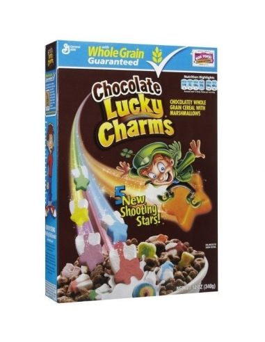 GM Lucky Charms chocolate
