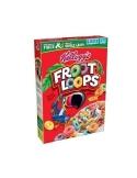 Cereales de colores Froot Loops de Kelloggs