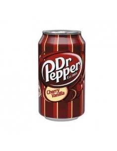 Dr Pepper cherry-vanilla