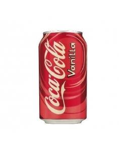 Coca Cola sabor Vainilla Americana