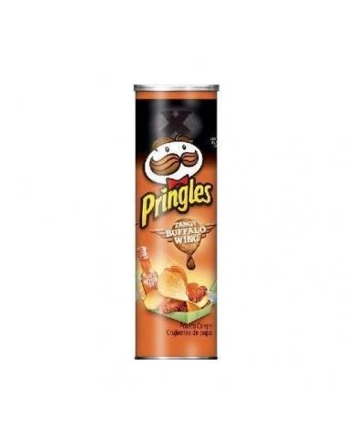 Pringles Xtra tangy buffalo