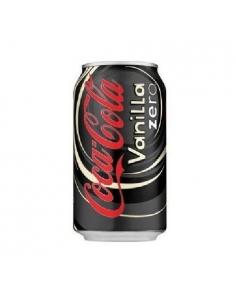 Coca Cola vanilla zero