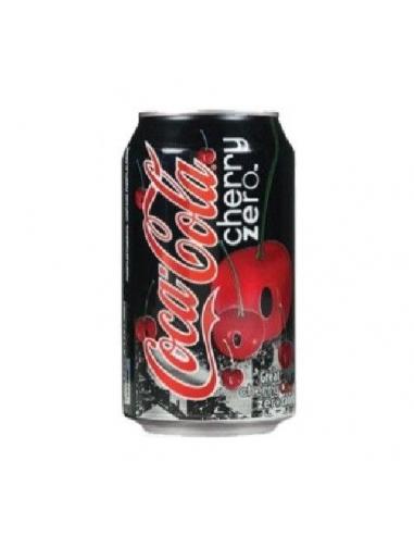 Coca Cola cherry zero