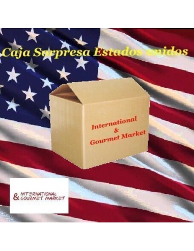 Caja Sorpresa Americana