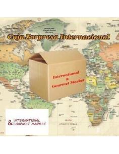 Caja Sorpresa Internacional