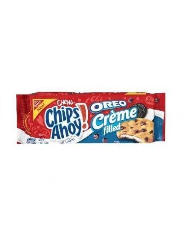 Chips Ahoy Oreo Cream Filled