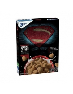 Cereales Superman Caramel Crunch