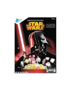 Cereales Star Wars con marshmallows