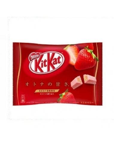 Kit Kat  Japonés fresa