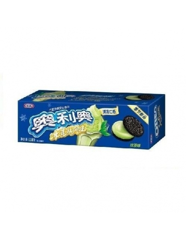Oreo Japonesa de té verde