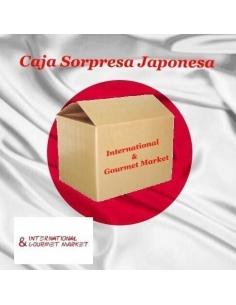 Caja sorpresa Japonesa