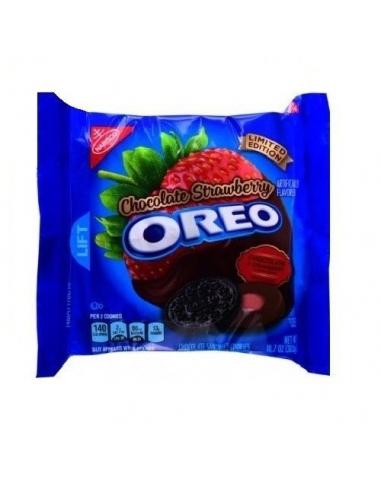 Oreo Chocolate Strawberry