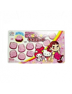 Galletas Hello Kitty Chocolate y Fresa
