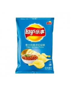 Lays Italian Red Meat Flavour