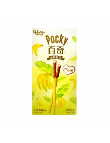 Pocky Chocolate y Banana