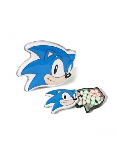 Sonic Chaos Emerald Candies