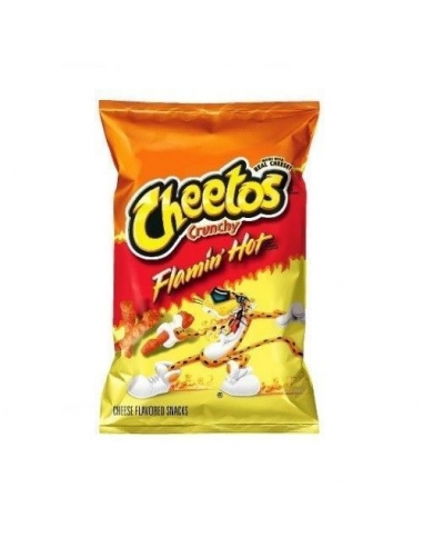 Cheetos Flaming Hot