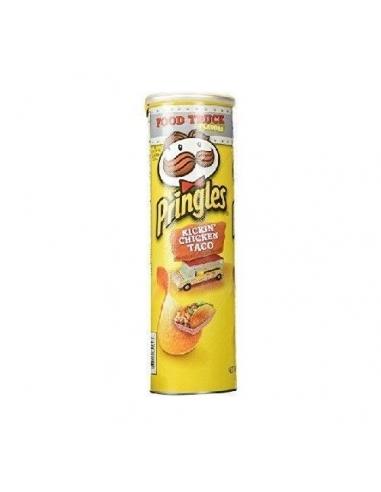 Patatas Pringles Kickin' Chicken Taco