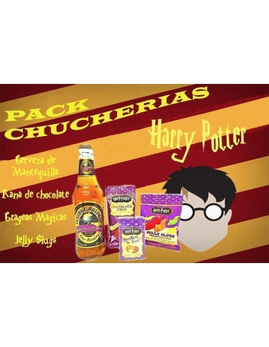 Caja Harry Potter
