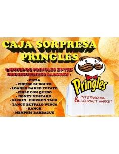 Caja Sorpresa Pringles