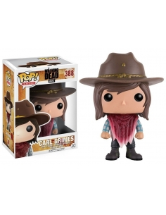 Carl Grimes The Walking Dead Funko Pop