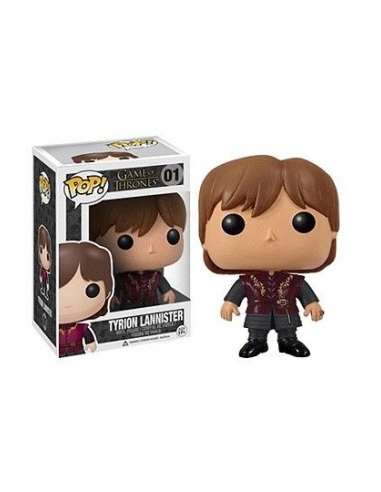 Tyrion Lannister Juego de Tronos Funko Pop