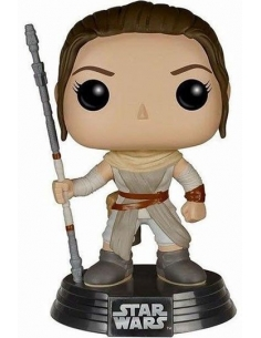 Rey Star Wars Episode VII Funko Pop