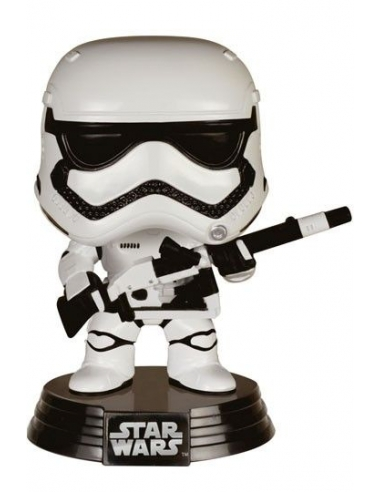 Stormtrooper & Blaster Star Wars Episode VII Limited Edition