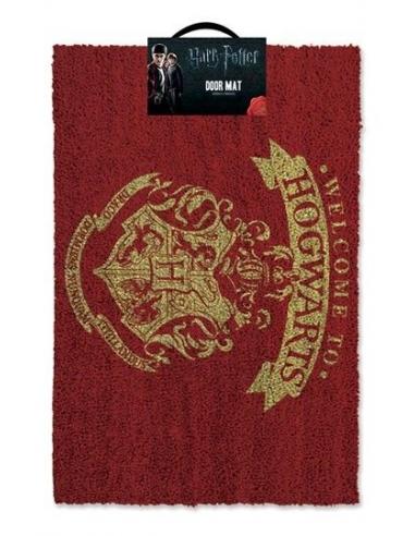 Felpudo Welcome To Hogwarts