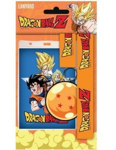 Llavero y cinta Dragon Ball Z