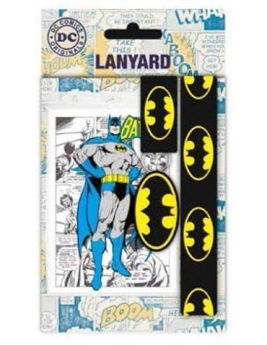 Llaver y cinta DC Comics Batman