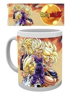 Taza Dragon Ball Z Super Saiyans