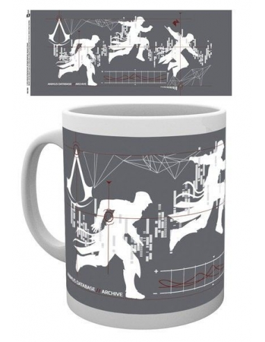 Taza Assassin's Creed Run