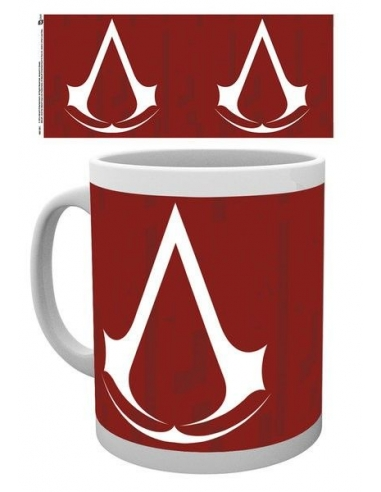 Taza Assassin's Creed Simbolo
