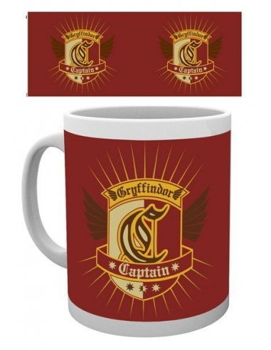 Taza Harry Potter Capitan