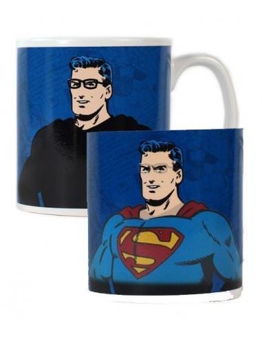 Taza Sensitiva Superman