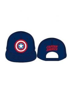 Gorra Escudo Capitan America