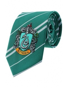 Corbata Harry Potter Slytherin
