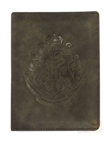 Cartera Carnet Harry Potter Hogwarts