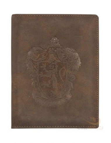 Cartera Carnet Harry Potter Gryffindor
