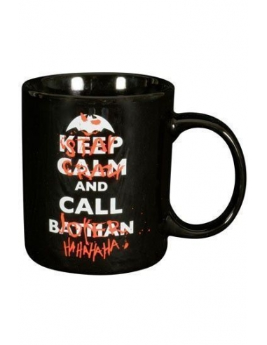 Taza Batman  Keep Calm