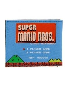 Monedero Super Mario Bros