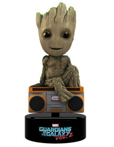 Figura con Movilidad Baby Groot  Guardianes de la Galaxia Vol 2