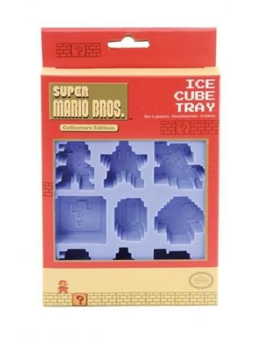 Moldes cubitos de Hielo Super Mario Bros