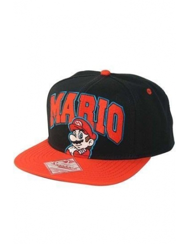 Gorra Super Mario Bros