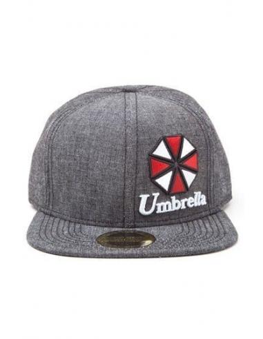 Gorra Resident Evil Umbrella