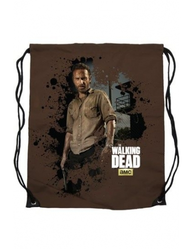 Bolsa Tela Rick Grimes The Walking Dead