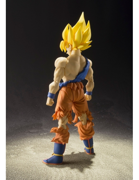 Figura Articulada Son Goku Dragon Ball Z