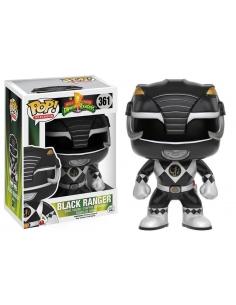 Blac Ranger Power Rangers Pop